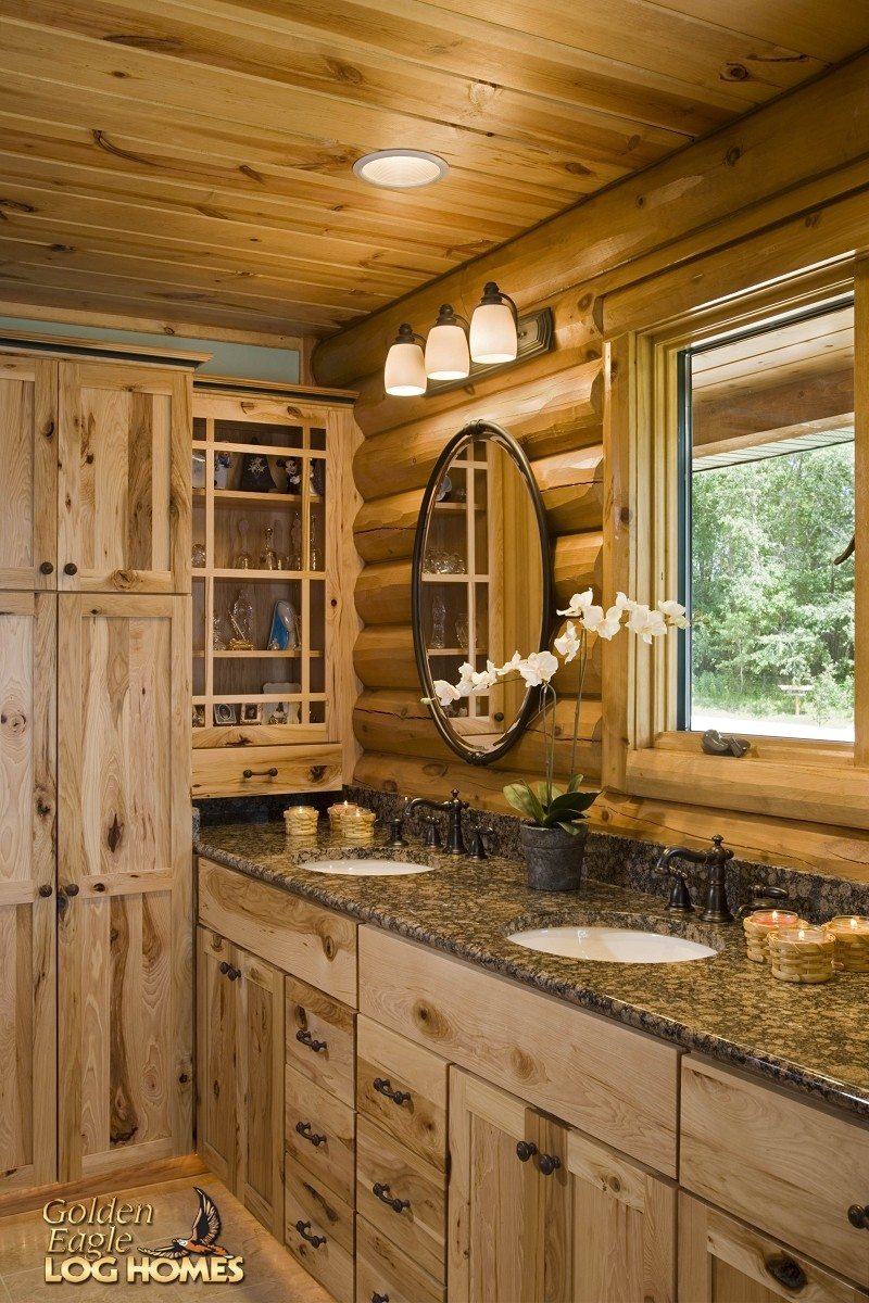 Golden Eagle Log And Timber Homes Log Home Cabin Pictures Photos Custom Double Eagle