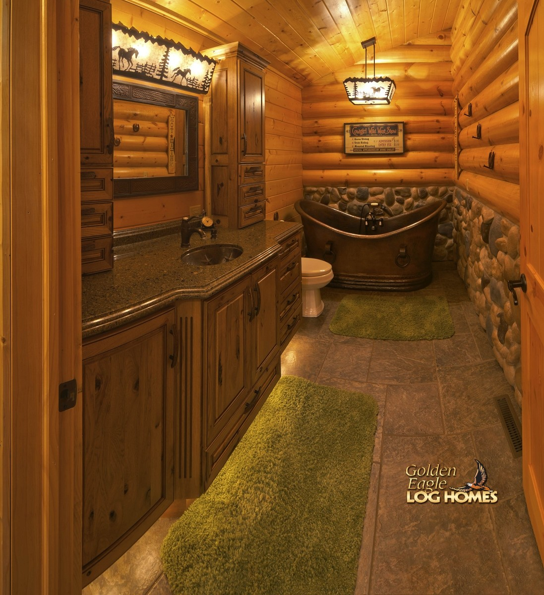 Log_home_photo_album on Small Cabin Floor Plans With Loft
