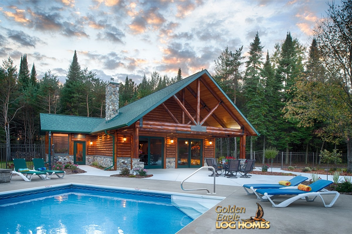 Log_home_photo_album on Small Guest House Floor Plans