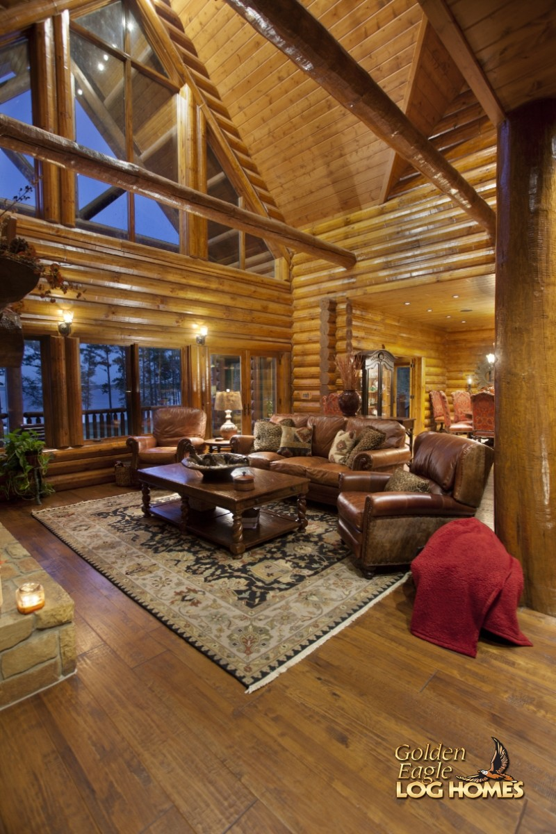 Golden Eagle Log And Timber Homes Log Home Cabin Pictures Photos Texas Timber Frame Log