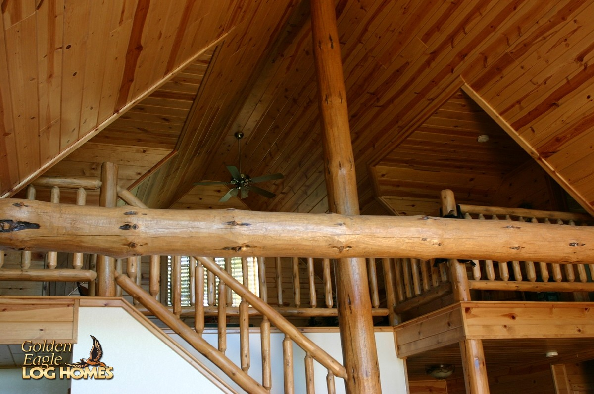 Golden Eagle Log And Timber Homes Photo Gallery