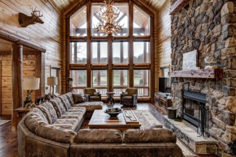 Rocky Mountain Log Homes Photo Album