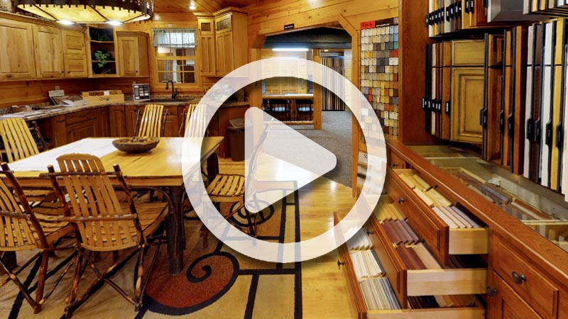 Golden Eagle Log And Timber Homes 3d Virtual Tours