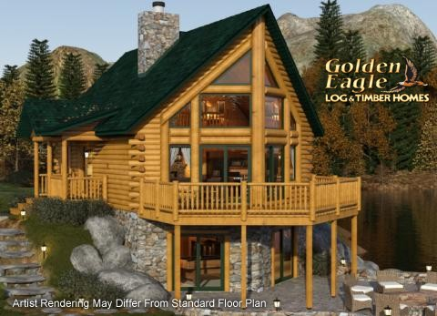 Golden Eagle Log and Timber Homes : Plans and Pricing on rooftop deck house plans, pool house plans, tuscan house plans, home office house plans, 1.5 story house plans, duplex house plans, foursquare house plans, garage house plans, beach house plans, house floor plans, waterfront house plans, 3 bath house plans, bathroom house plans, guest room house plans, loft house plans, single family house plans, 2 story house plans, gourmet kitchen house plans, villa house plans, cabin house plans,