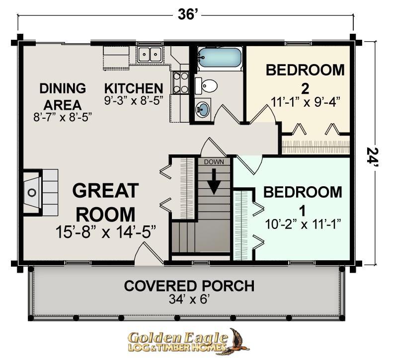 Log Home Plans Under 1000 Sq Ft Flisol Home