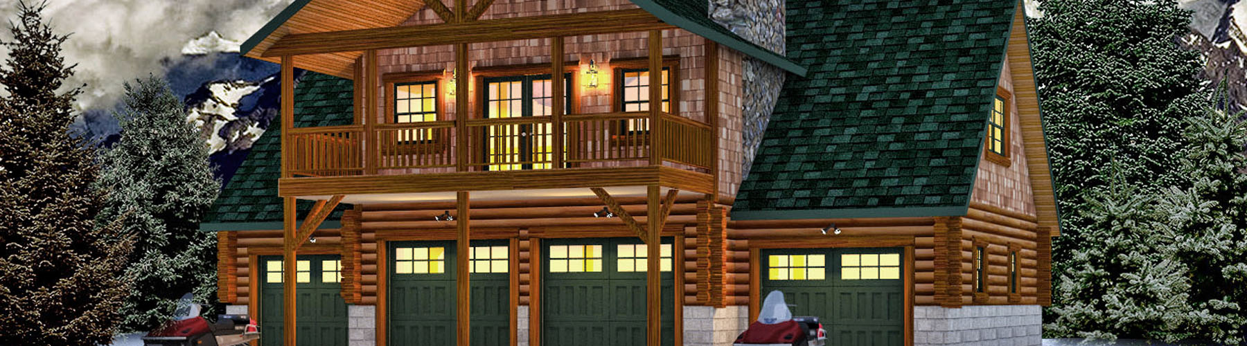 The Hideaway 1096A Lofted