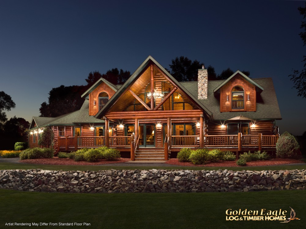 Golden Eagle Log and Timber Homes : Plans & Pricing : Plan ... on extreme ranch home plans, 3 bedroom ranch home plans, green ranch home plans, luxury ranch home plans, small ranch home plans, standard ranch home plans, large ranch home plans, executive ranch home plans, family ranch home plans, cottage ranch home plans, custom ranch home plans, vintage ranch home plans, elegant ranch home plans, basic ranch home plans,