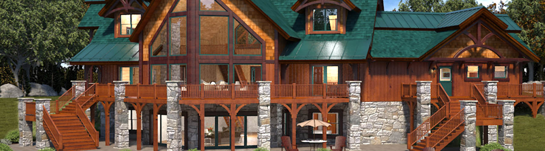 Epic Timber 3757AL-UCT Lofted Ultra Custom Timber