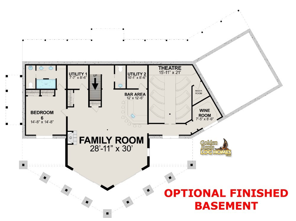 Foundation Layout