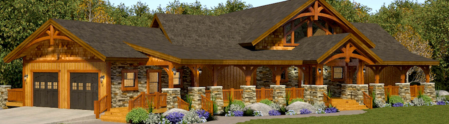Epic Timber Ranch 2328AL-UCT Lofted Ultra Custom Timber