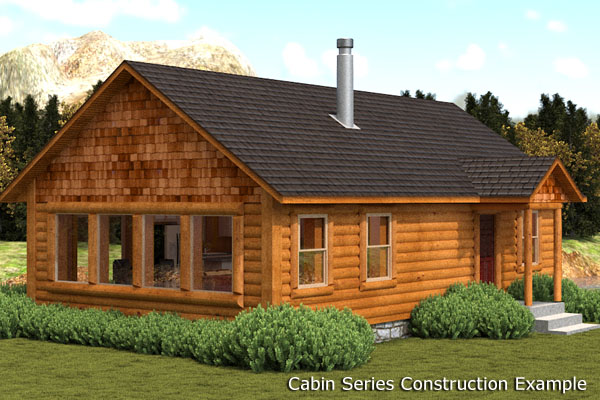Terrific Golden Eagle Log And Timber Homes Complete Packages Kits Download Free Architecture Designs Grimeyleaguecom