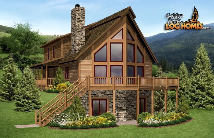 good prow style house plans #5: Alachia Mountain House Plans Houses And Porch